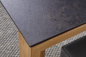 Esszimmertisch Global 5000 mit Tischplatte aus Kunststoff