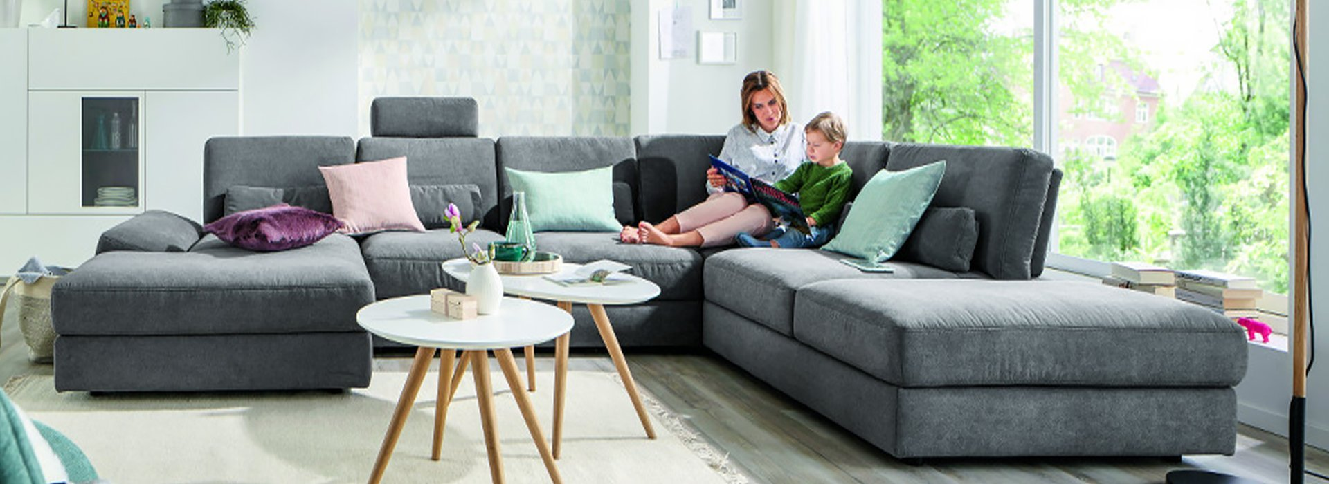 sofa familie