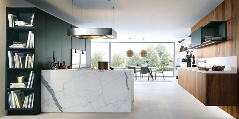 Edle next125 Design-Kueche