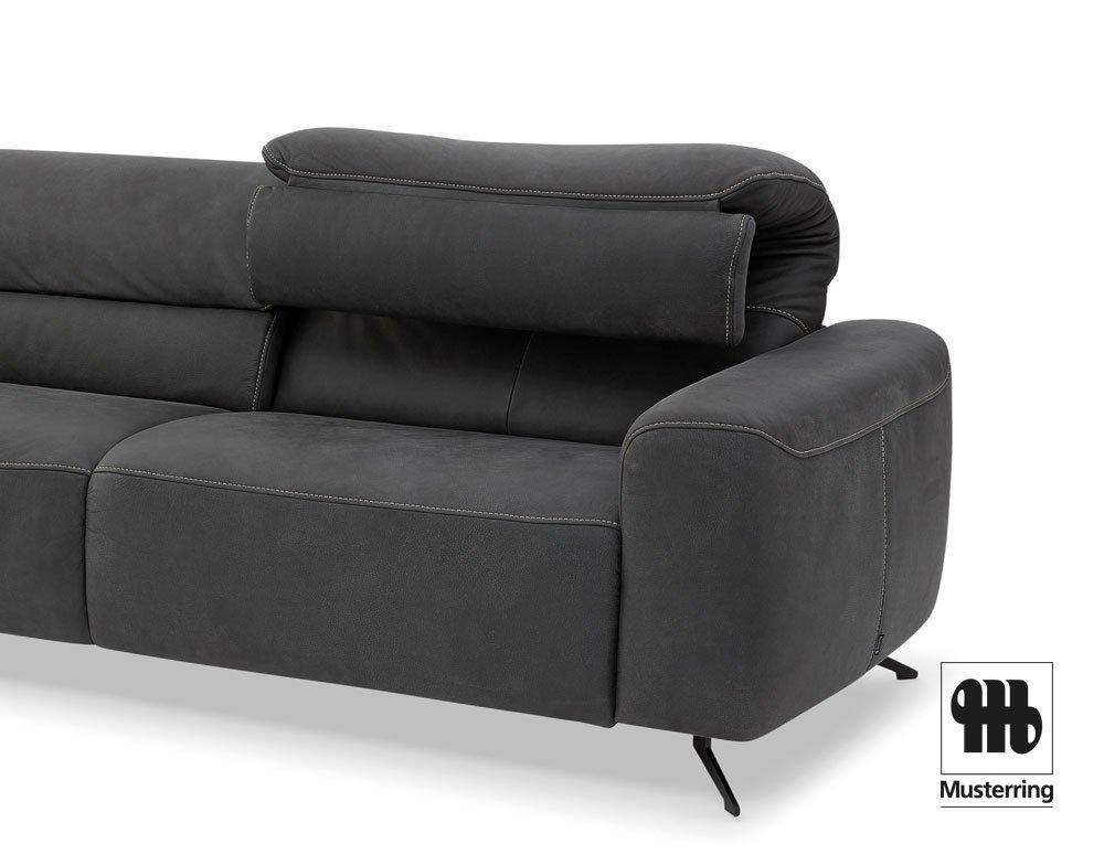 Musterring Mr 260 Sofa Inklusive Verstellbarem Ruckenpolster Home Company Mobel