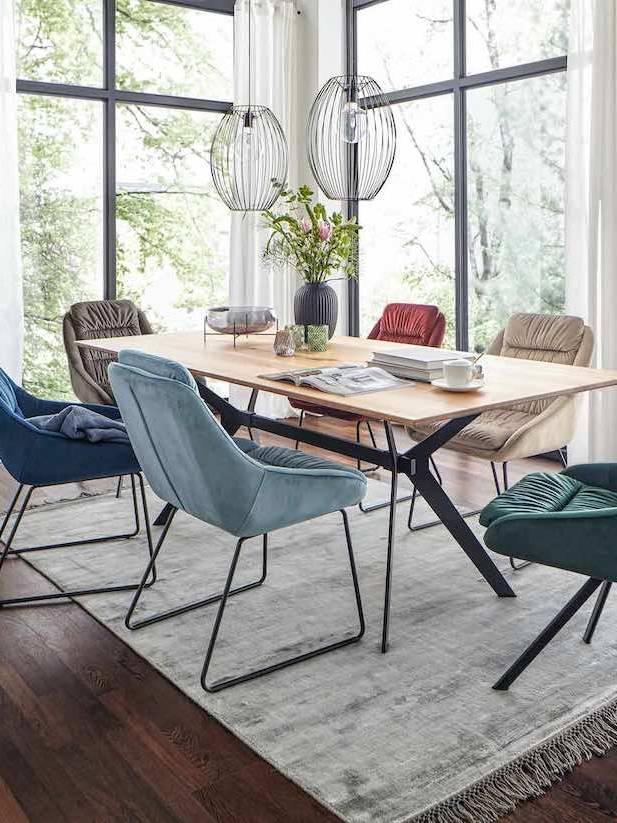 Global niehoff Esstisch Stuhl