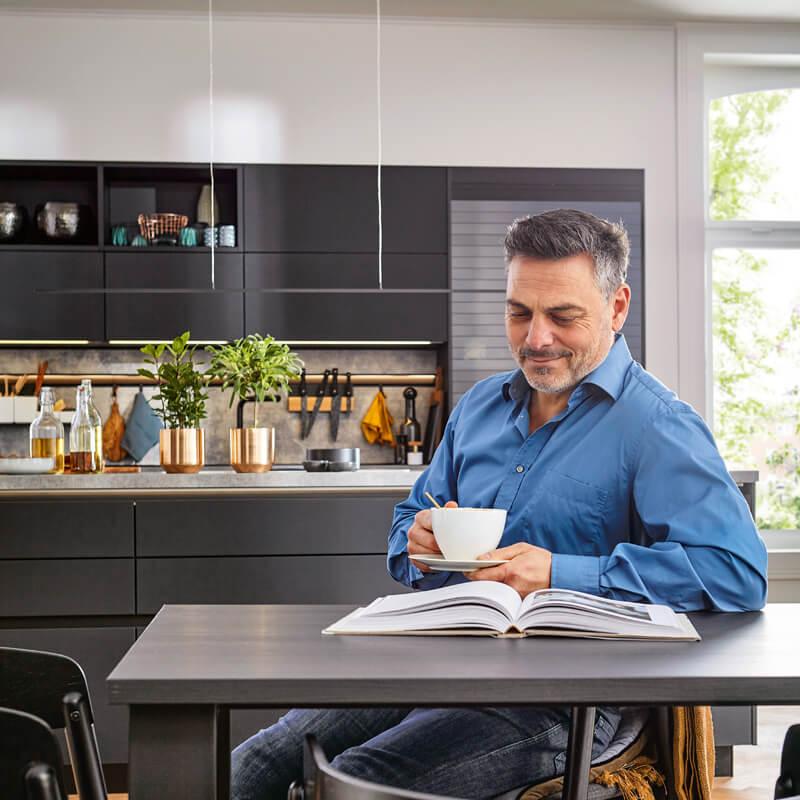 Inspiration beim Küchenkauf. Tolle Ideen und viel Auswahl