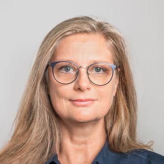 Küchenverkäuferin Sabine Rennspieß