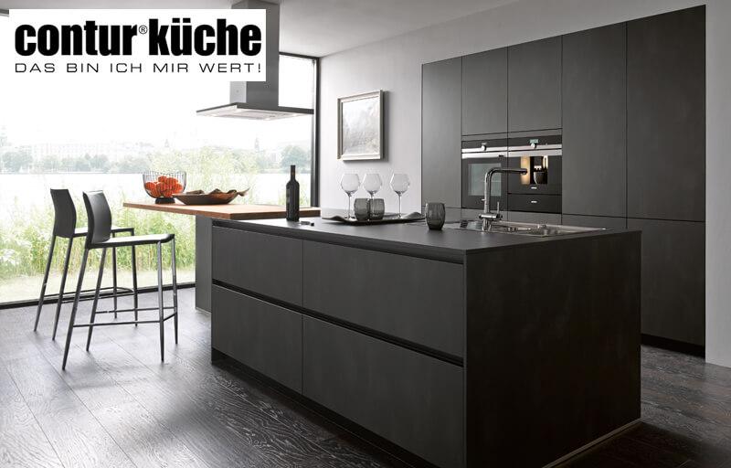 Contur Küche, hochwertig, Qualität, Marke
