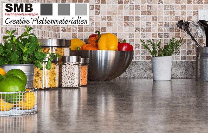 SMB Arbeitsplatten, Küche, Marke