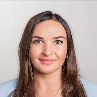 Küchenverkäuferin Marina Kutovoj