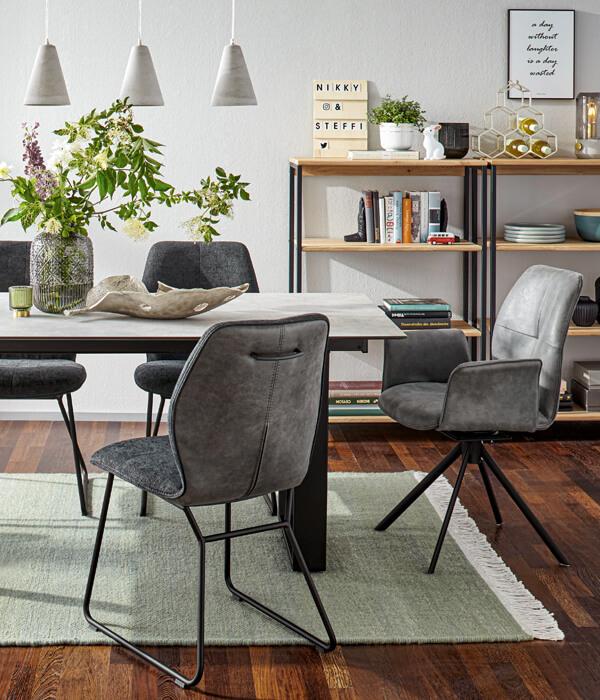 Speisezimmer, Esszimmer, Esstisch, Stuhl
