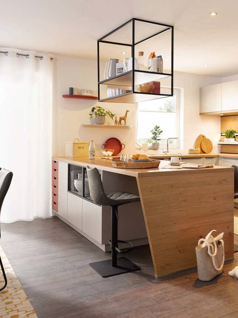 Global Wohnküche