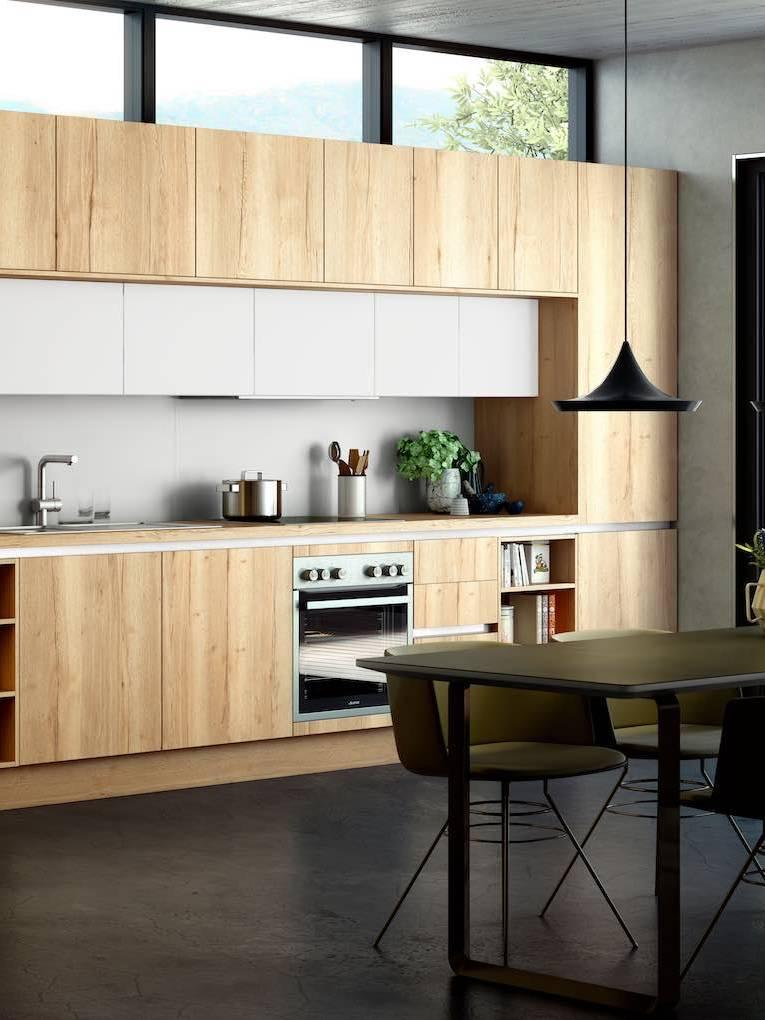 Küchen Holz