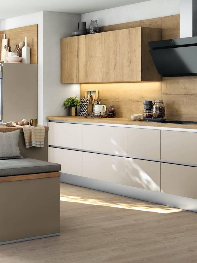 Küchenstudio Schmid's Domino Pura
