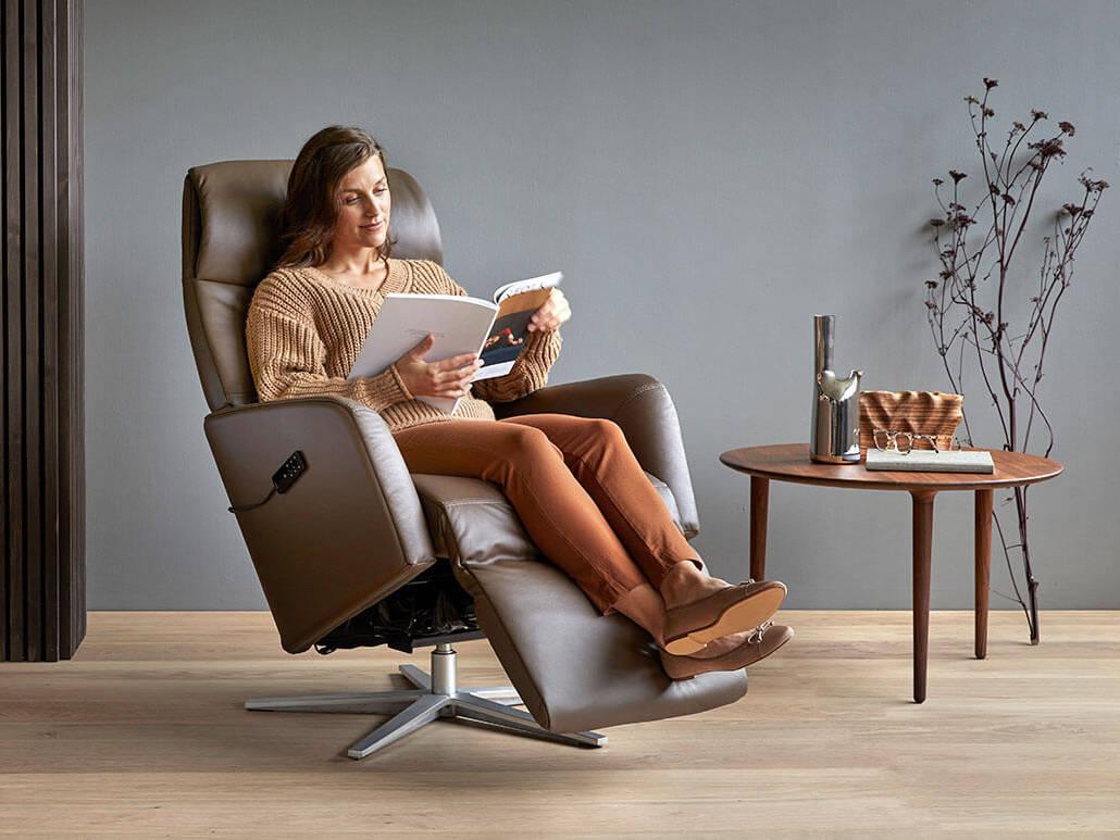 Stressless Scott Sessel Aktion Heizung und Massagefunktion zum Aktionspreis