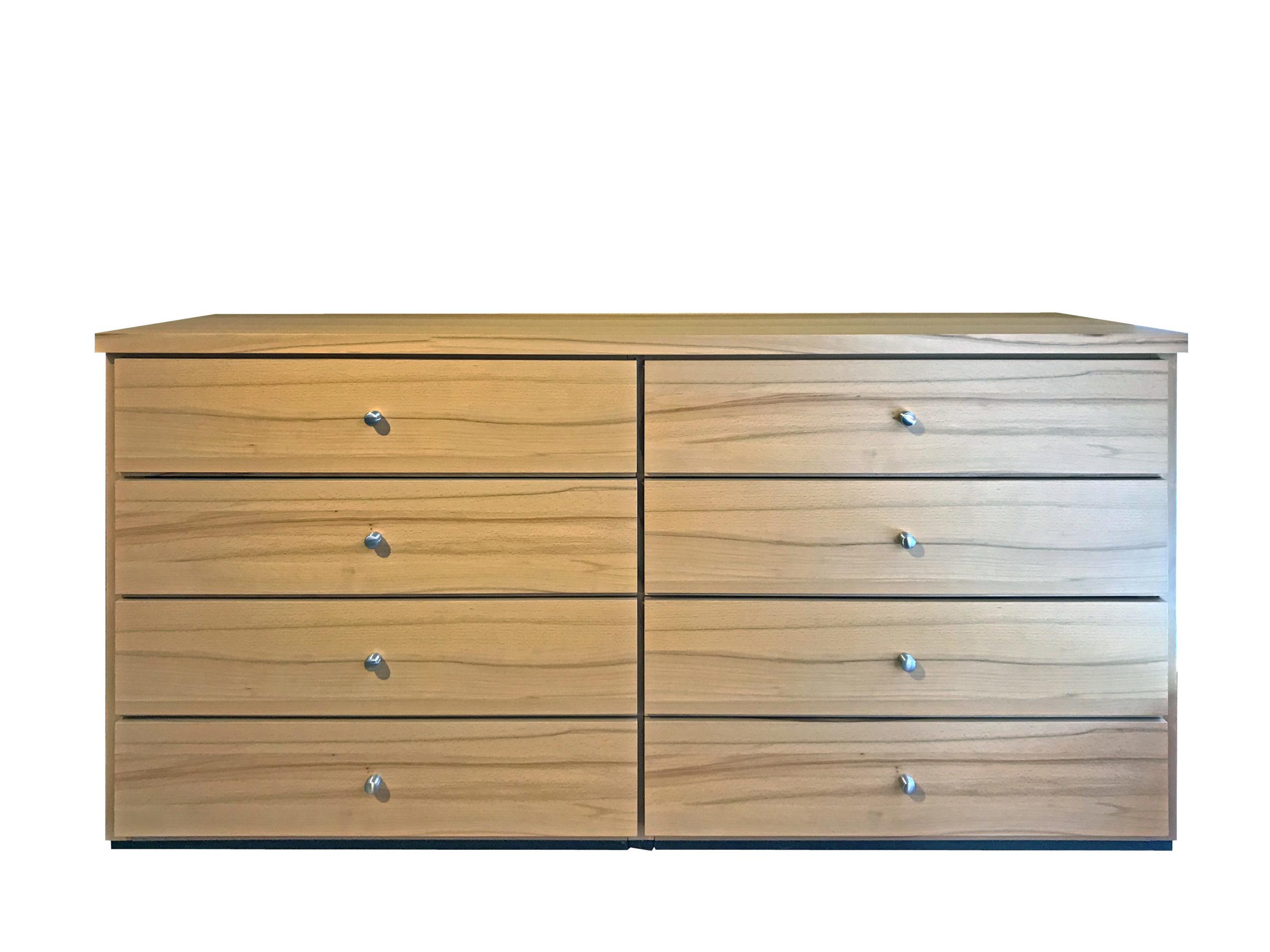 Sideboard MegaDesign mit acht großen Schubladen