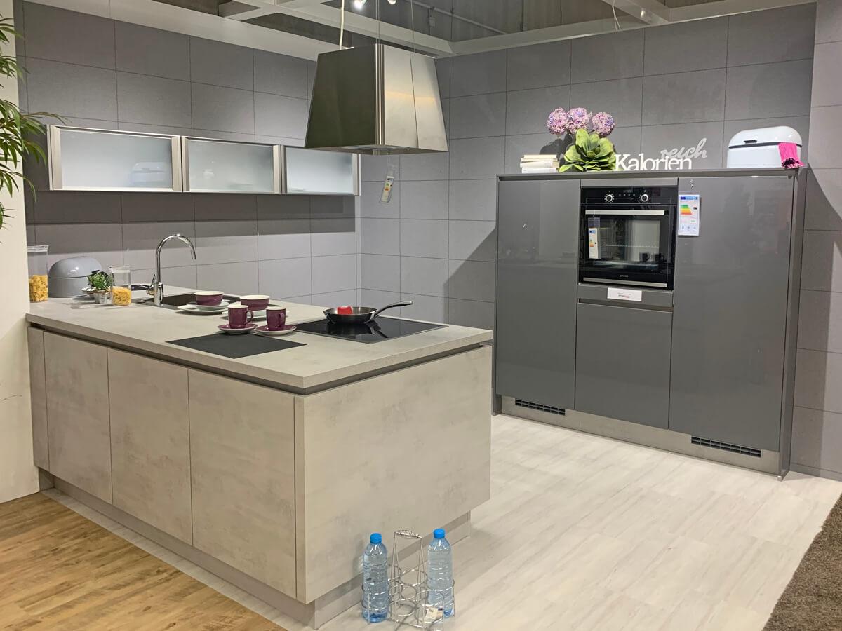 Küche von Küche Aktiv im Abverkauf zum Schnäppchenpreis