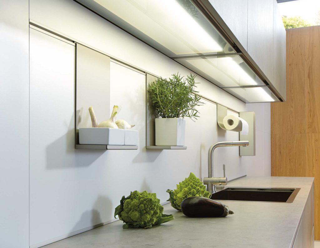 Küche Marke Next125 Wohnküche LED Cube