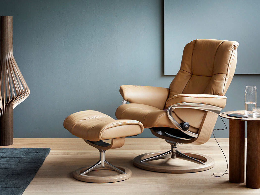 Stressless Mayfair Sessel Aktion Signature Gestell