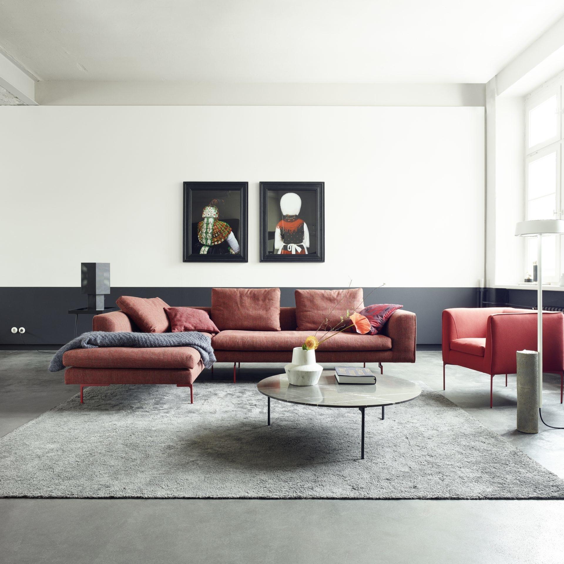 COR MELL Lounge Stoff Ingolstadt