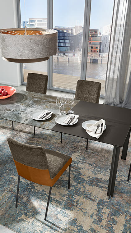 Musterring Stuhlwerk 2.0 Stuhl mit Tisch