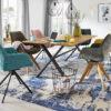 Musterring MR Turin Tisch mit Stühlen