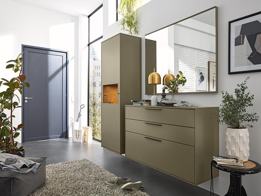 Musterring Kara-Frame-Dielen Garderobe