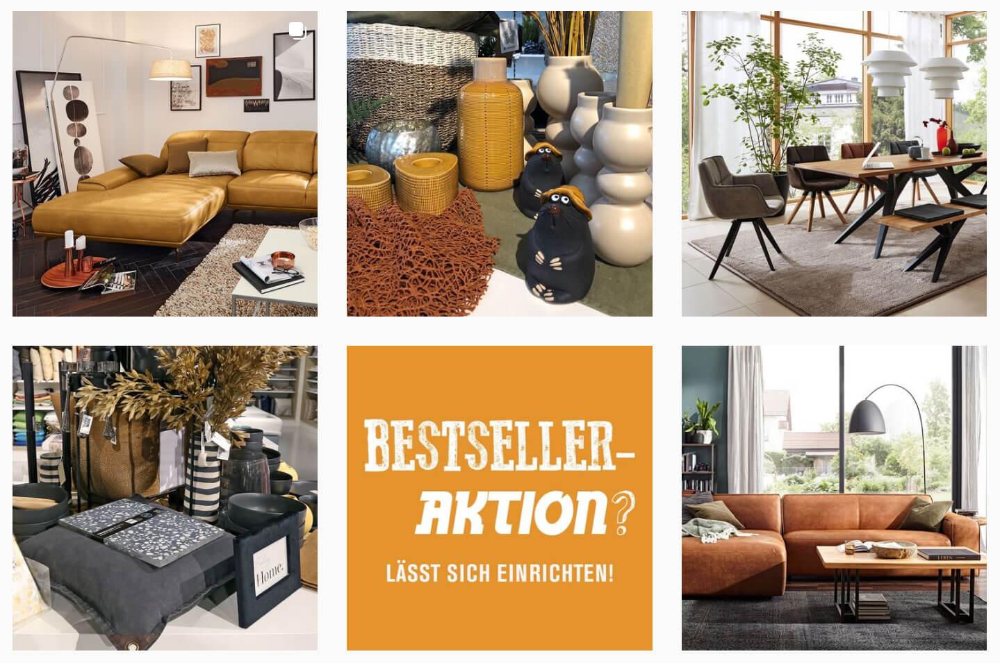 Kemner Instagram Bestseller-Aktion