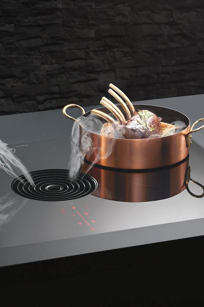 Kemner Küchen Innovation BORA Kochefeld